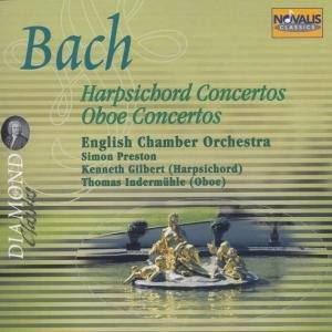 Harpsichord Concertos/Oboe C