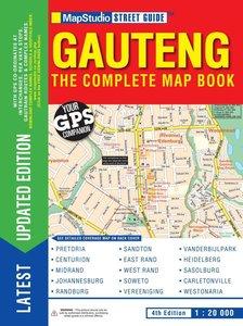 Gauteng Complete Map Book 1 : 20 000