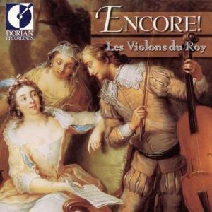 Encore!/Les Violons Du Roy