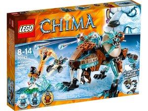 LEGO® Chima 70143 - Säbelzahn Roboter