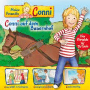 02: Conni Bauernhof/Kindergarten/Zahnarzt/1.Flug