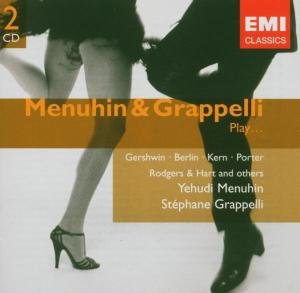 Menuhin & Grapelli Play...(DF)