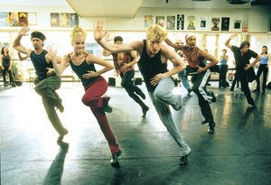 Center Stage - Leben kann man nicht Trainieren!