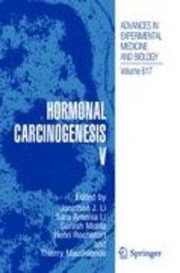 Hormonal Carcinogenesis V