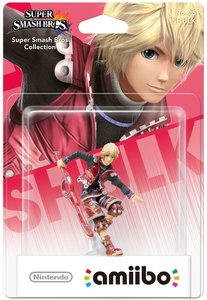 Amiibo Super Smash Bros. Collection - No. 25 Shulk