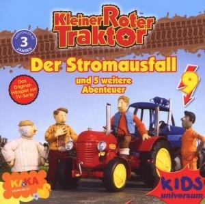 Kleiner Roter Traktor 9 Audio:Der Stromausfall und