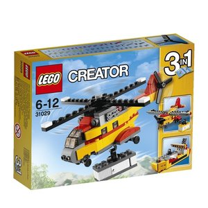 LEGO Creator 31029 - Transporthubschrauber, 3-in-1-Set