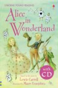 Alice in Wonderland. Book + CD