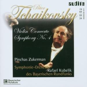 Violinkonzert D-Dur/Sinfonie 4