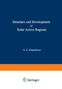 Structure and Development of Solar Active Regions