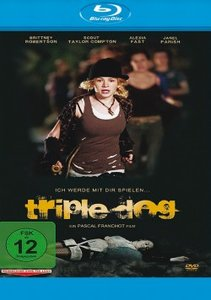 Triple Dog-Blu-ray Disc