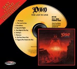The Last In Line (24k-Gold-CD)