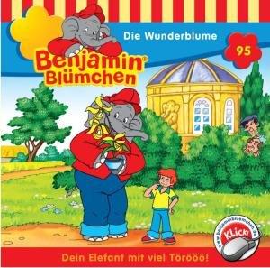 Benjamin Blümchen 095. Die Wunderblume. CD