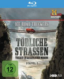 Ice Road Truckers:Tödliche Strassen Staffel 1