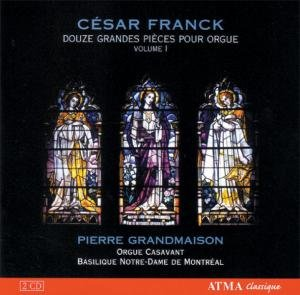 Franck: Twelve Pieces for Organ,vol.1