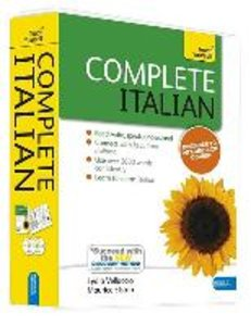 Complete Italian Book & CD Pack: Teach Yourself