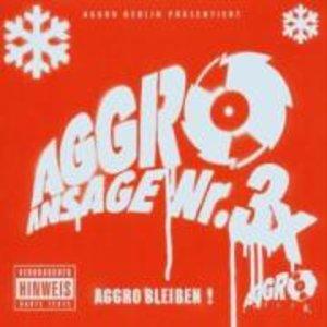 Aggro Ansage Nr.3 X