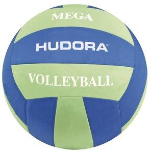 Hudora 76079 - Beachvolleyball Mega, 40,5 cm Durchmesser
