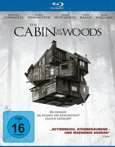The Cabin in the Woods BD