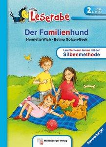 Leserabe - Der Familienhund