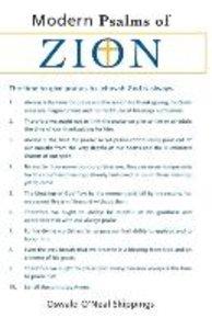 Modern Psalms of Zion