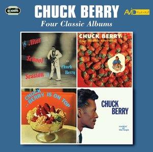 Chuck Berry-Four Classic Albums