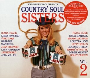 Country Soul Sisters 2 (1956-1979)