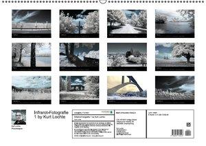 Infrarot-Fotografie 1 (Wandkalender 2016 DIN A2 quer)