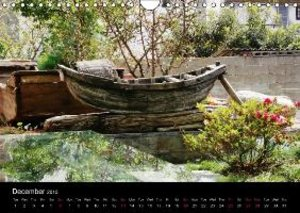 China Impressions/UK Version (Wall Calendar 2015 DIN A4 Landscap