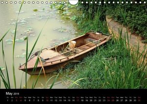 China Impressions/UK Version (Wall Calendar 2015 DIN A4 Landscap