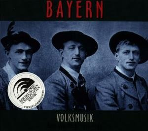Rare Schellacks-Bayern-Volksmusik 1906-1941