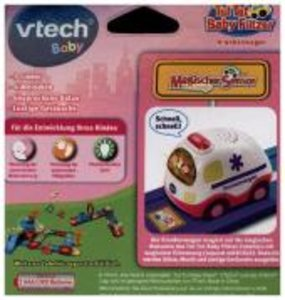 VTech 80-119754 - Tut Tut Baby Flitzer: Krankenwagen, pink