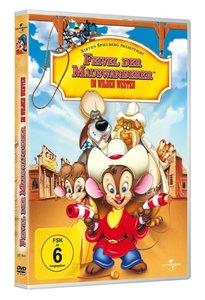 Feivel der Mauswanderer 2 - Im Wilden Westen
