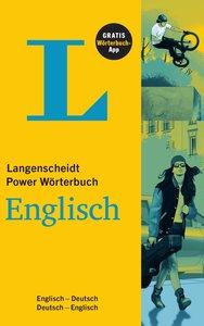 Langenscheidt Power Wörterbuch Englisch - Buch und App