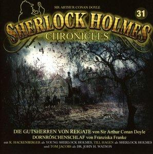 Sherlock Holmes Chronicles 31-Die Gutsherren Von R