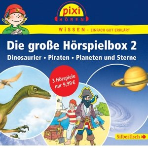 Pixi Wissen: Die Große Hörspielbox 2
