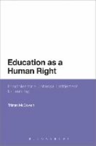 Education as a Human Right