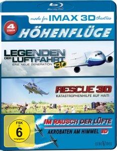 IMAX(R): Höhenflüge 3D (Blu-ray 3D)