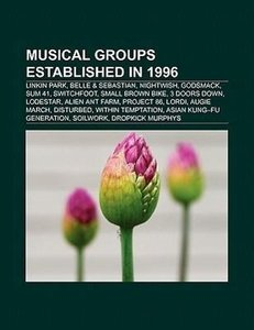 Musical groups established in 1996