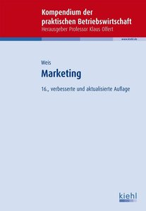 Weis, H: Marketing