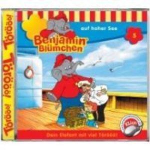 Benjamin Blümchen 005 ... auf hoher See