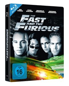 The Fast And the Furious Steelbook