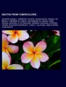 Deaths from tuberculosis