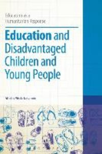 Education and Disadvantaged Children and Young People
