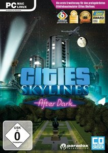 Cities: Skylines - After Dark (Addon)