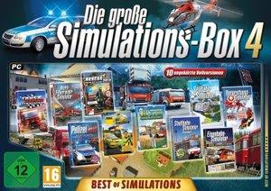 Best of Simulations: Die große Simulations-Box 4