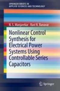 Nonlinear Control Synthesis for Electrical Power Systems Using C