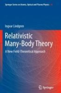 Relativistic Many-Body Theory