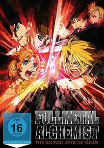 Full Metal Alchemist the Sacred Star of Milos