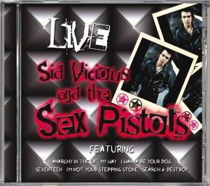 Sex Pistols-Live
